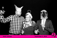 Katie and Ben's Fauxtobooth